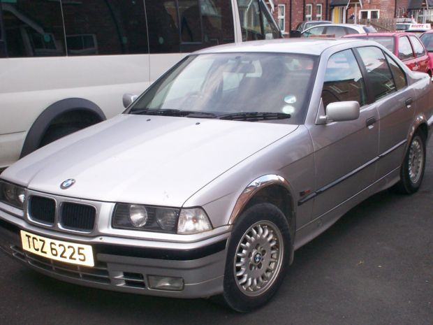 Breaking E36 With M40 Engine - Bmw Forum