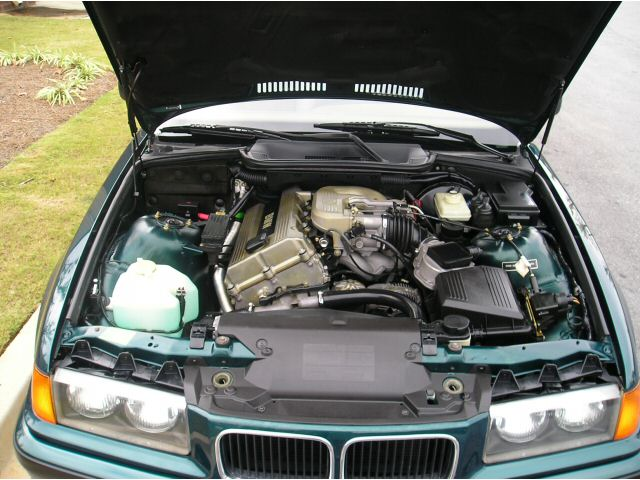 how to clean an e36 engine bay