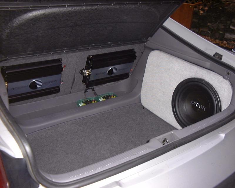bmw e46 convertible subwoofer install. Black Bedroom Furniture Sets. Home Design Ideas