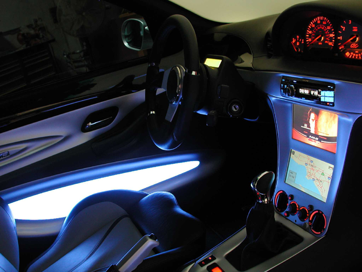 Check Out This Custom Interior Bmw Forum Bimmerwerkz Com