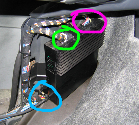 bypassing amp bmw forum bimmerwerkz com rh bimmerwerkz com Heated Seat Wiring Diagram BMW Stereo Wiring Diagram