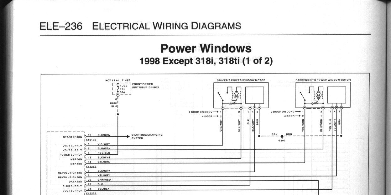 how do i close windows without power bmw forum bimmerwerkz com rh bimmerwerkz com Bosch Relay Wiring Diagram 5 Pole E46 Ignition Wiring Diagram