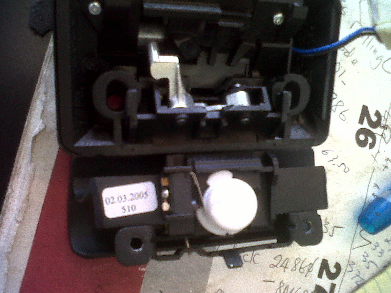 05 Bmw 330ci Convertible Glove Box Lock Problem Bmw