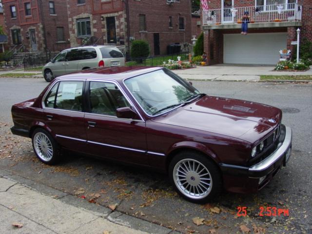 My Car For Sale E30 325e Alpina Rims Sound System Bmw