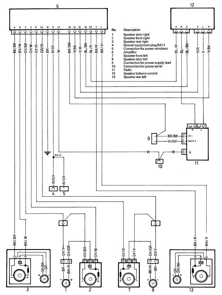 E36 Wire Diagram