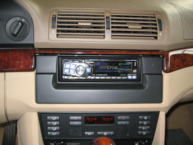 radio upgrade for e39 540 bmw forum. Black Bedroom Furniture Sets. Home Design Ideas