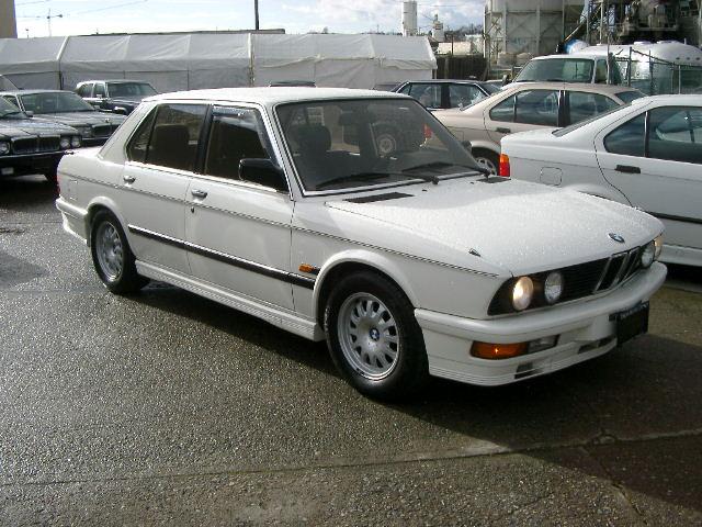 1987 BMW 535M? - BMW Forum - BimmerWerkz.com