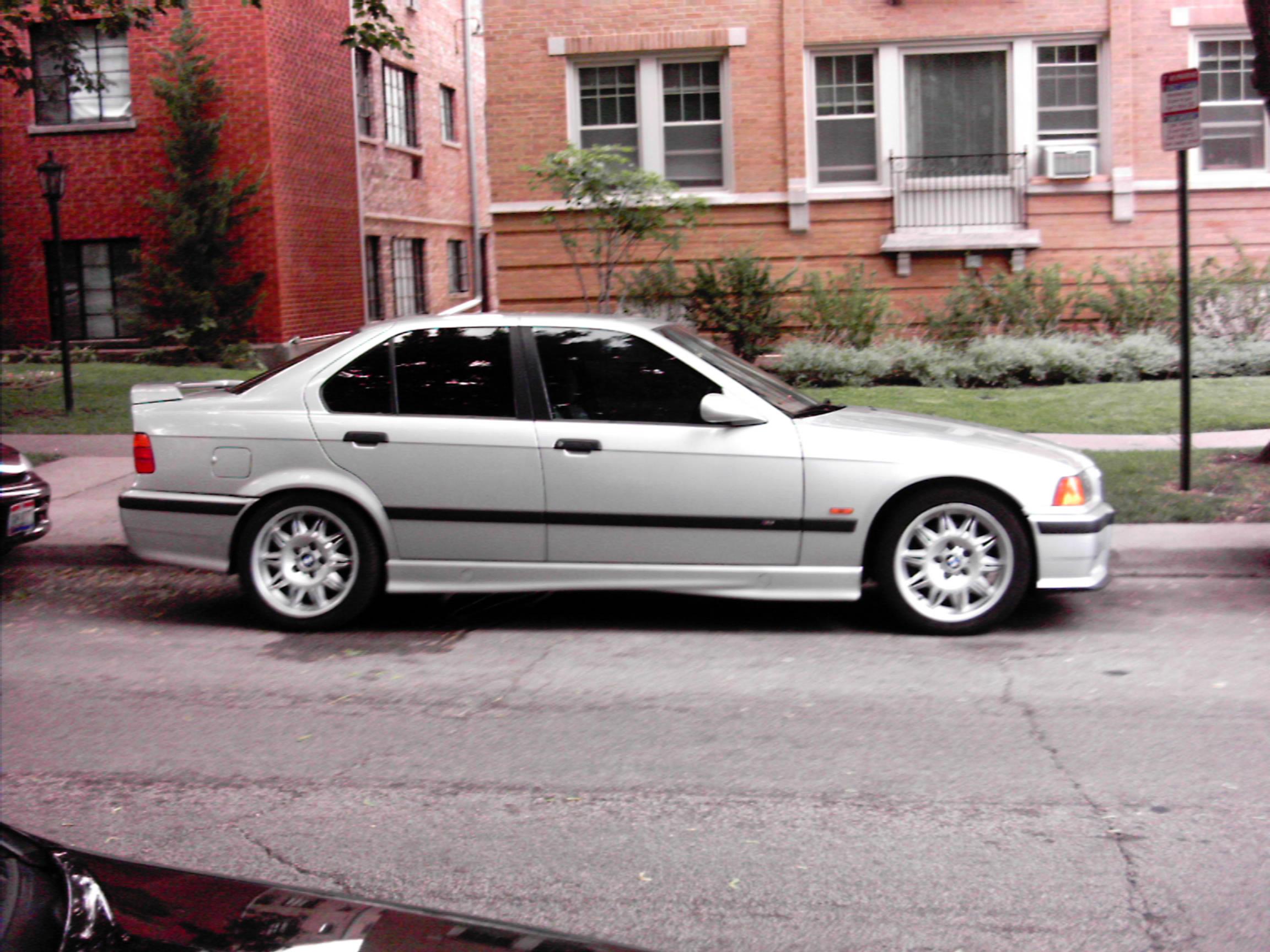 1998 BMW e36 M3 Sedan