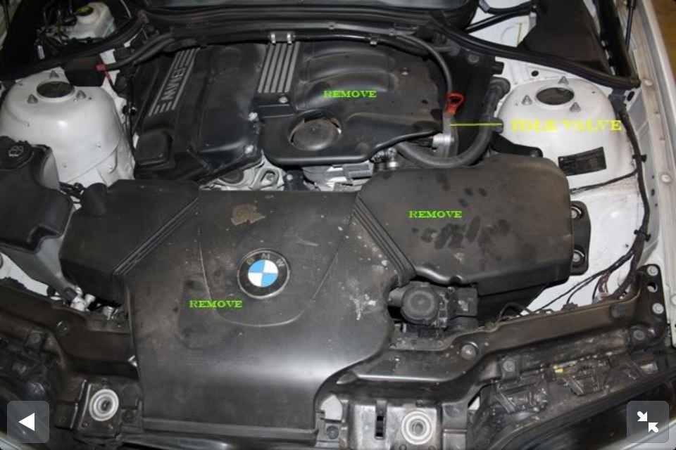 BMW REV PROBLEM when idle - BMW Forum - BimmerWerkz com