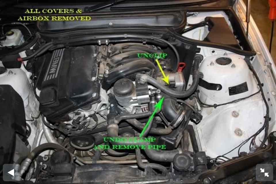 E36 Maf Wiring Diagram : E engine bay diagram i wiring