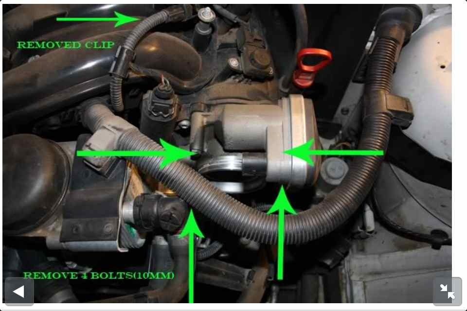 bmw x5 idle control valve location  bmw  free engine image