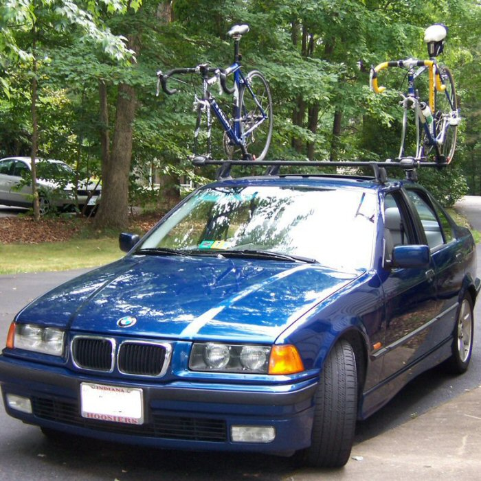 Roof Rack For BMW E36s? Help?