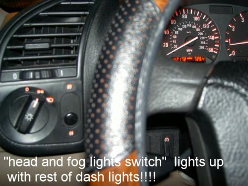 Bmw E36 Light Switch Wiring Diagram