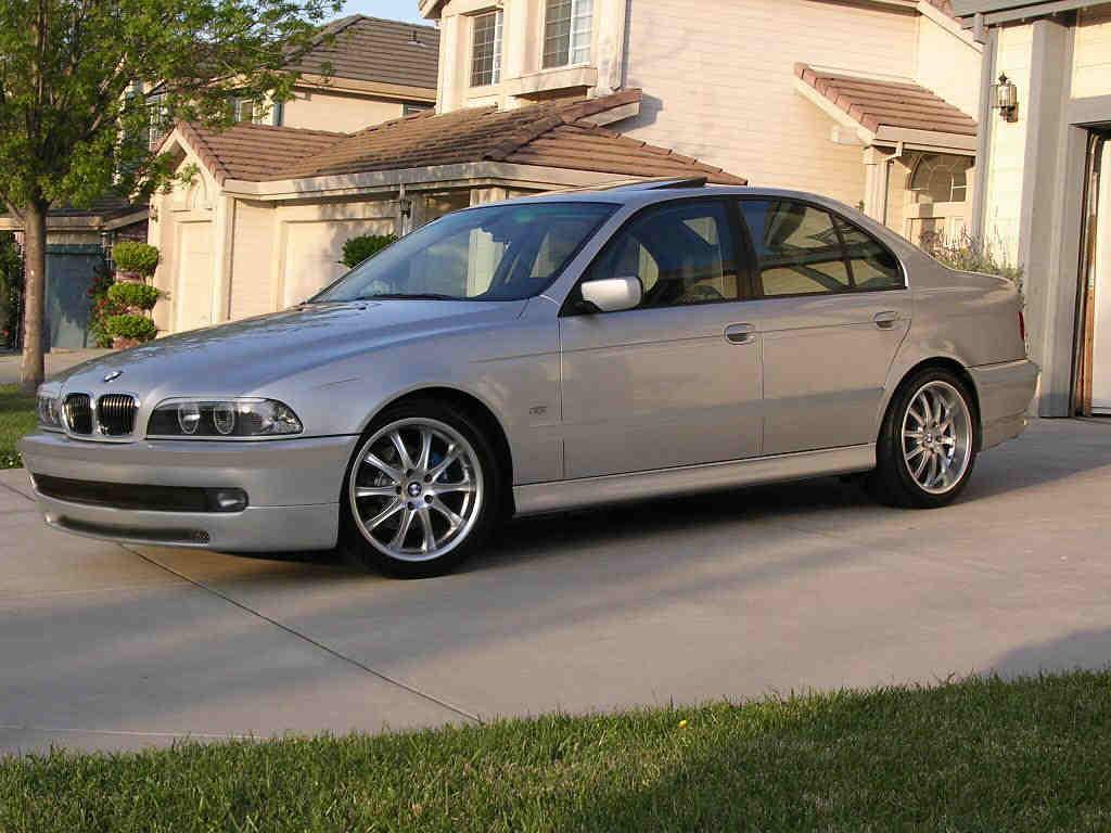 bmw e39 525i 530i exhaust upgrade autos weblog autos post. Black Bedroom Furniture Sets. Home Design Ideas