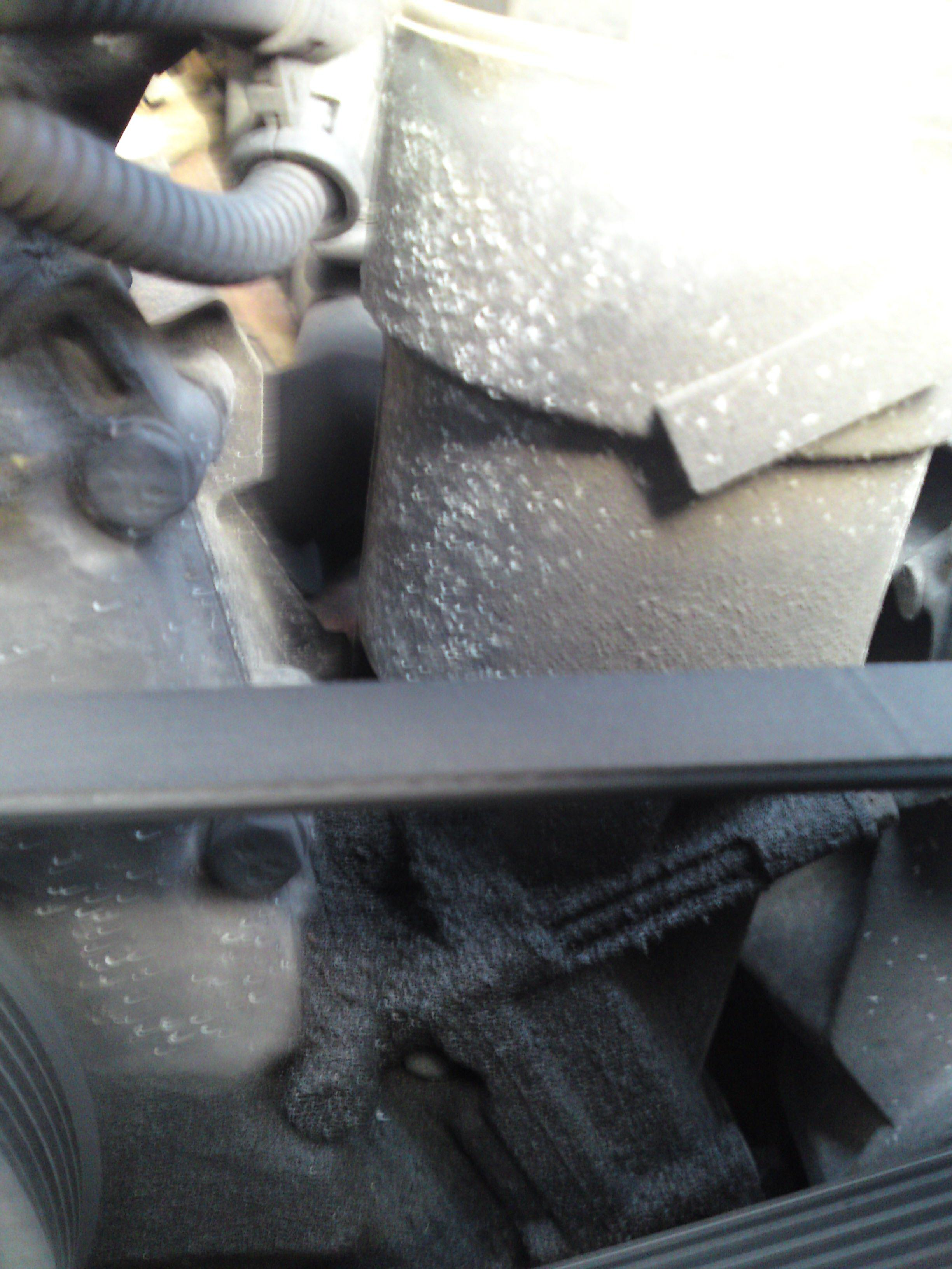 Oil Leak From Engine Of My 316i Bmw Forum 325i Filter Housing Click Image For Larger Version Name Near Views 1708 Size
