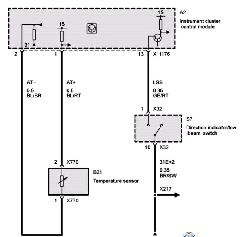28399d1251398502 outside air temperature sensor oat diag e46 sensor diagram e46 oxygen sensor diagram \u2022 wiring diagram  at bayanpartner.co