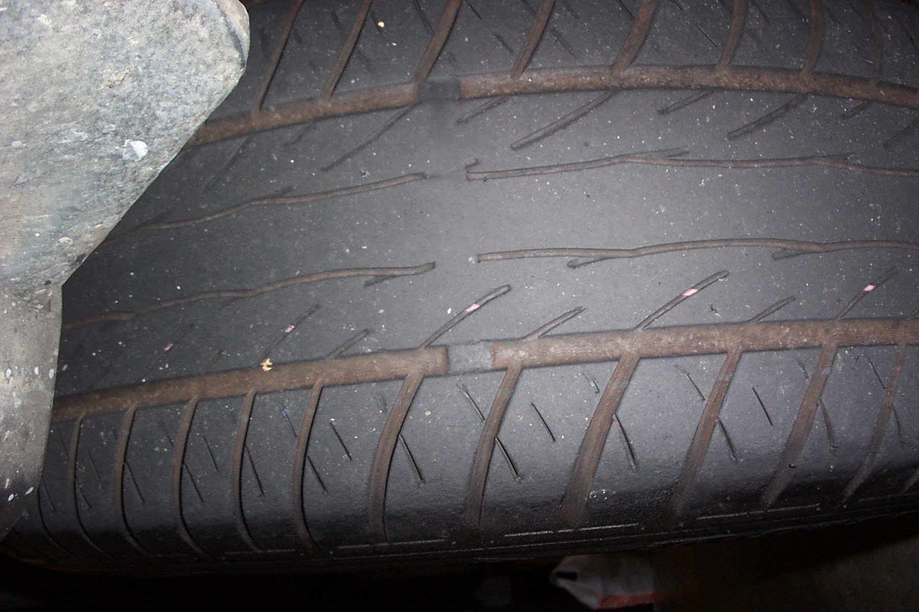 Help 1 Uneven Rear Tire Wear On Inside Only Camber