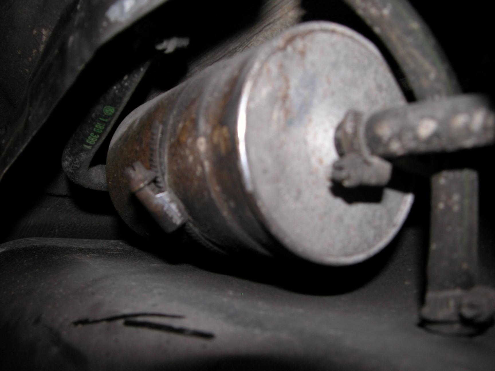 fuel filter | BMW WerkzBMW Werkz