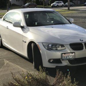 2011 335i E93 with upgrADES
