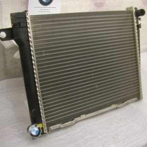 17111176900 Radiator MANUAL up to 1984- 9/1987 w/out trans cooler $150
