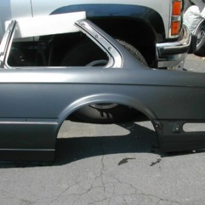 41351961888 RT Quarter Panel Complete up to 9/1987  $150 41351961887 LT Quarter Panel Complete up to 9/1987  $150 41351961886 RT REAR Quarter panel co